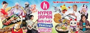 Affiche de Hyper Japan 2016