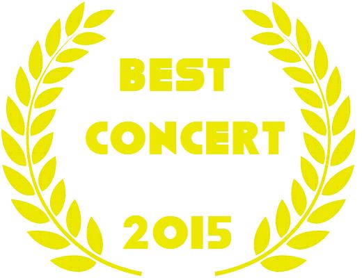 Best Concert 2015