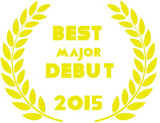 Best Debut Major 2015