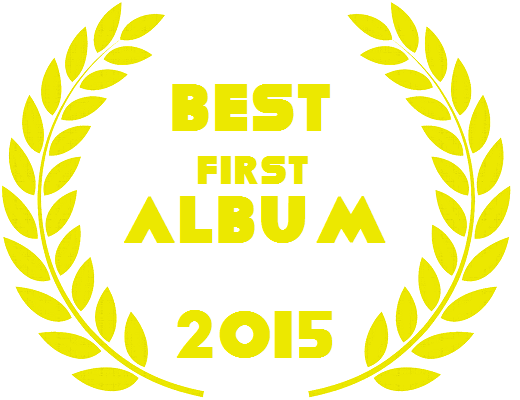 Best First Album 2015